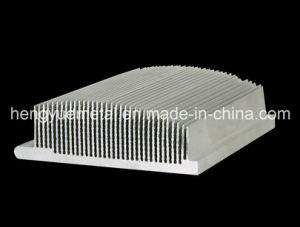 Industrial Aluminium Extruded Profiles for Heat Sink