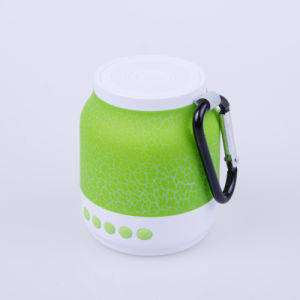 Popular Crack Pattern Portable Mini Bluetooth Wireless Speaker pictures & photos