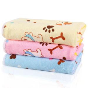 Customized Color Full Size Microfiber Bath Towel