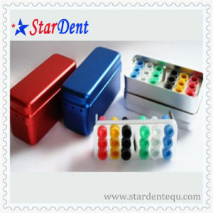 18 Hole Tooth Glue Dental Endo Boxn (GP use) pictures & photos