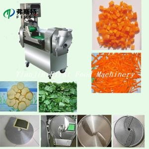 304 Stainless Steel Electric Vegetable Cutter Machine pictures & photos