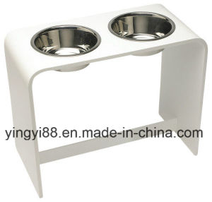 Custom Elevated Dog Bowl with FDA Certificates pictures & photos