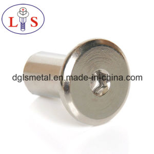 Connector Nut Hex Nut Cross Dowel Furniture Nut pictures & photos