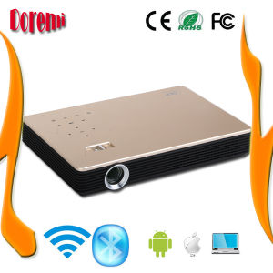 Doremi Ti DLP LED Projector with The IR Remote Control