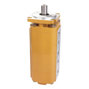 Triple Gear Oil Pump Cbkp50/50/40-Bf Hydraulic Pump High Pressure Pump pictures & photos