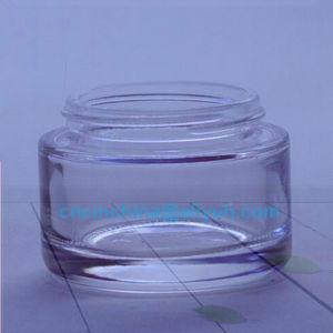 50ml Facial Cream Glass Bottle pictures & photos