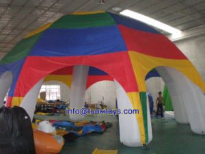 Newest Design Inflatable Tent with Good Price (A764) pictures & photos