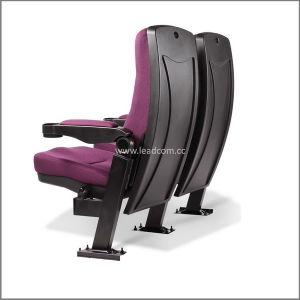 Leadcom Push Back Movie Theater Chair with Cupholder (LS-11602) pictures & photos
