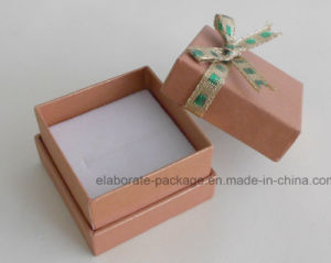 Paper Packing Jewelry Gift Box for Jewelry pictures & photos