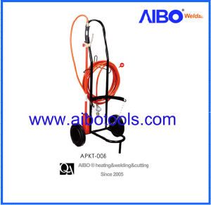 Heating Outfit with Handcart with Hose (APKT-008) pictures & photos