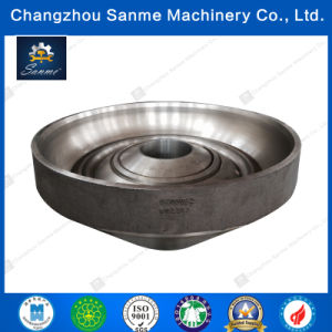 Custom Large Steel Casting CNC Machined Parts for Crusher Part pictures & photos