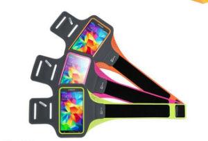 New Customized Design Waterproof Lycra Running Armband
