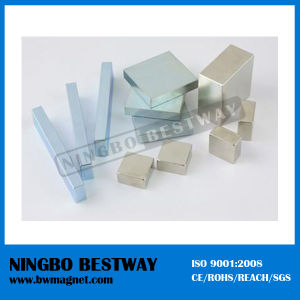 Powerful Block NdFeB Magnet in Magnetic Road Sweeper pictures & photos