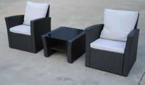 High Quality Plastic Rattan Outdoor Furniture pictures & photos