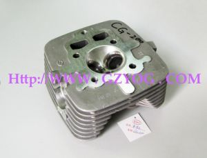 Yog Motorcycle Part Cylinder Head for Cg-200; Cabeza De Cilindro PARA Cg-200 pictures & photos