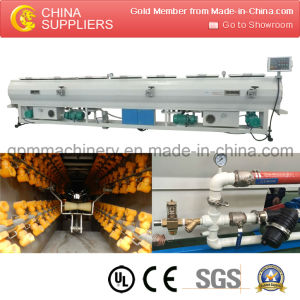 High Quality PVC Pipe Extrusion Line/PVC Pipe Production Line/PVC Pipe Making Machine pictures & photos