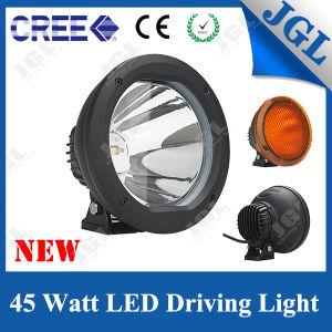 Car Parts Auto LED Work Light 45W Single Beam