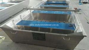 Aluminum Jon Boat/Plat Bottom Boat/Water Jet Boat pictures & photos