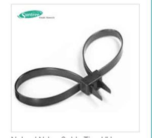 Plastic Self-Locking Nylon Cable Ties UV Protection Nylon Ties pictures & photos