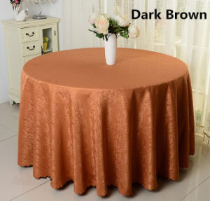 2015 Nice Hotel Dining Table Cloth pictures & photos