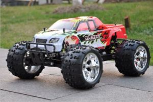 1/8th Brushless Electric Powered off Road Truck