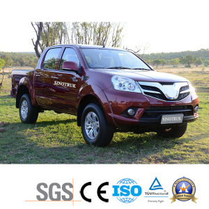 Hot Sale Pick up Car of Double Cabin Tunland