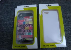 OEM Clear Plastic Box for Smart Phone (PVC gift package) pictures & photos