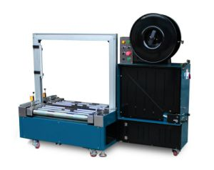 Full-Automatic Strapping Machine with PLC Control (EX-102D)