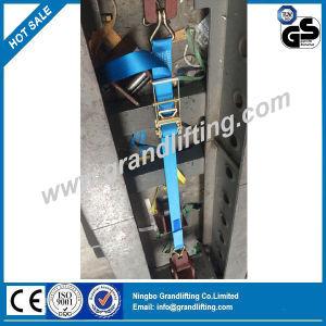 3′′ 10t Ratchet Strap Tie Down Strap pictures & photos