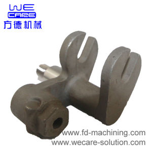 Investment, Lost Wax, Precision Casting for Flanges with Stainless Steel