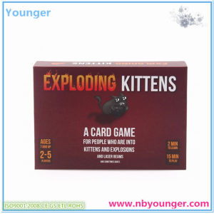 Exploding Kittens Paper Card Game pictures & photos