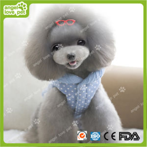 Fashion DOT Pattern Jean Pet Dog Clothes pictures & photos