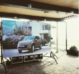 LED Rental Display Series Die-Cast Aluminum Cabinet