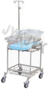 Deluxe Baby Bed Trolley for Hospital pictures & photos