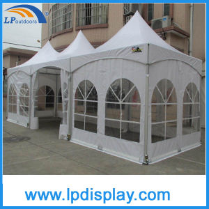 3X9m Outdoor Aluminum Frame Event Marquee High Peak Tent pictures & photos