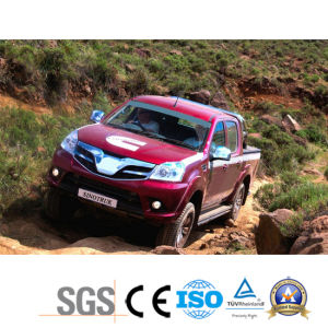 China Best Pick up Car of Double Cabin Tunland pictures & photos