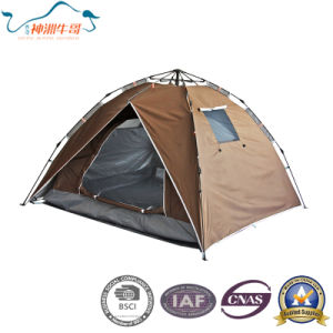 Multifunctional Waterproof Quick up Camping Outdoor Family Tent