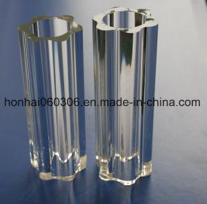 Heat Resistant Borosilicate 3.3 Profile Glass Tube, Rod pictures & photos
