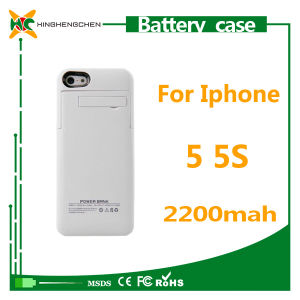 Wholesale for iPhone 5/5s Battery Case pictures & photos
