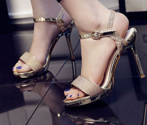 High Heel Women Sandal pictures & photos