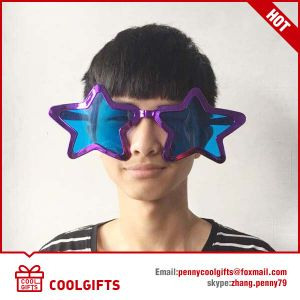 New Customized Sunglasses with Purple Butterfly Shape for Christmas Gift pictures & photos