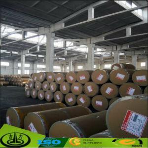 Wood Grain Melamine Paper for Floor pictures & photos