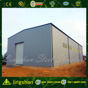 China Engineered Cheap Prefab Steel Structure Construction pictures & photos
