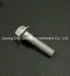 Flange Bolts Asmeb18.2.3.4m HDG M5-M16 Cl. 4.8/6.8/8.8/10.9 pictures & photos