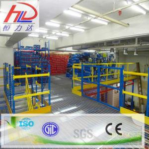 Storage Rack Supported Steel Mezzanine Rack pictures & photos
