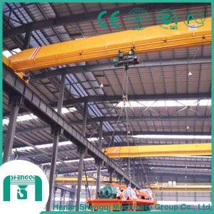 Capacity up to 16 Ton Single Girder Overhead Crane pictures & photos