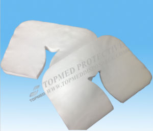 Topmed nonwoven Face Cradle Cover for Headrest of Massage-Bed pictures & photos