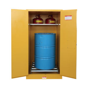 Westco Flammable Liquid Safety Storage Cabinet for 1 Vertical Drum