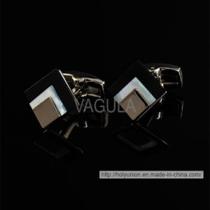 VAGULA Elegant Silver Shirt Cuff Link pictures & photos