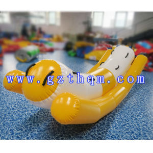 Inflatable Banana Boat/Double Row Flying Fish Boat Inflatable Water pictures & photos
